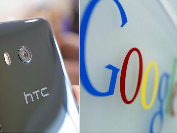 ಗೂಗಲ್ ತೆಕ್ಕೆಗೆ ಬೀಳಲಿದೆ HTC ಮೊಬೈಲ್ ಕಂಪೆನಿ?!