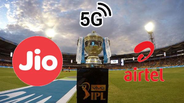 IPLನಲ್ಲಿ ಈ ಬಾರಿ ಬರೀ ಮ್ಯಾಚ್ ಇಲ್ಲ: 5G ಇಂಟರ್ನೆಟ್ ಇದೆ...!