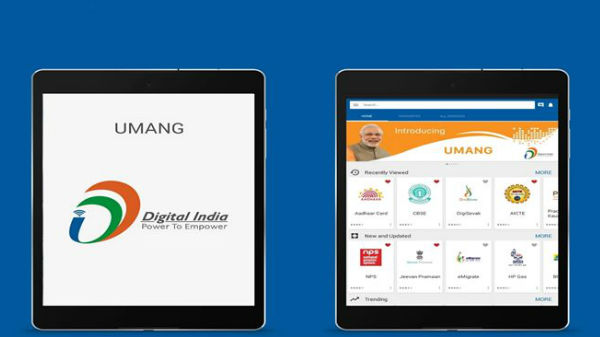 7. ಉಮಾಂಗ್ UMANG (Unified Mobile Application for New-age Governance)