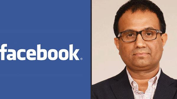 ಭಾರತೀಯ ಫೇಸ್ಬುಕ್ಗೆ ಹೊಸ ಸಾರಥಿ..! ಅಜಿತ್ ಮೋಹನ್ ನೂತನ ಎಂಡಿ