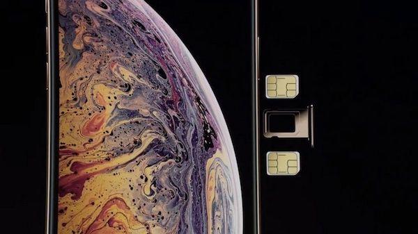 ಆಪಲ್ ಡ್ಯುಯಲ್ e-SIM ಕಾರ್ಡ್: ಏನೀದು ಸಿಮ್ ಇಲ್ಲದ ತಂತ್ರಜ್ಞಾನ....!