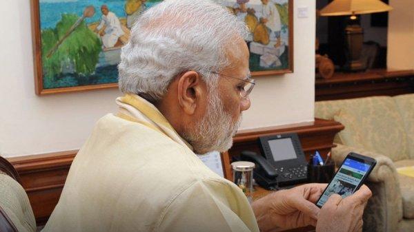 ಮೊಬೈಲ್ ಉತ್ಪಾದನೆಯಲ್ಲಿ ವಿಶ್ವದಲ್ಲೇ ನಂ.1 ಆಗಲಿದೆ ಭಾರತ: ಪ್ರಧಾನಿ ಮೋದಿ