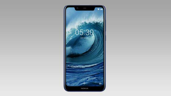 Nokia 5.1 Plus for Rs 10,499: