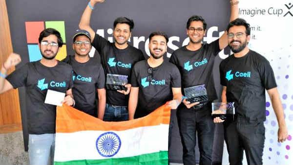 ಭಾರತೀಯ ವಿದ್ಯಾರ್ಥಿಗಳ ಸಾಧನೆಗೆ ಒಲಿದ 'ಮೈಕ್ರೋಸಾಫ್ಟ್ ಟ್ಯಾಲೆಂಟ್ ಹಂಟ್' ಪ್ರಶಸ್ತಿ