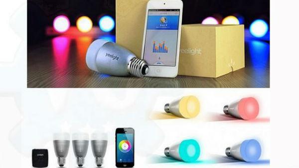 ಶಿಯೋಮಿಯ LED ಸ್ಮಾರ್ಟ್ ಬಲ್ಬ್ ಲಾಂಚ್!.ಫೋನಿನಲ್ಲಿ ಲೈಟ್ ಬಣ್ಣ ಬದಲಿಸಬಹುದು!
