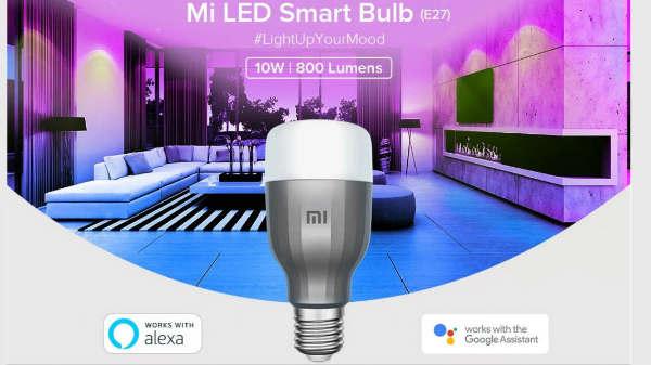ಶಿಯೋಮಿ LED ಸ್ಮಾರ್ಟ್ ಬಲ್ಬ್ ಖರೀದಿಗೆ ಲಭ್ಯ!..ಬೆಲೆ ಎಷ್ಟು ಗೊತ್ತಾ?