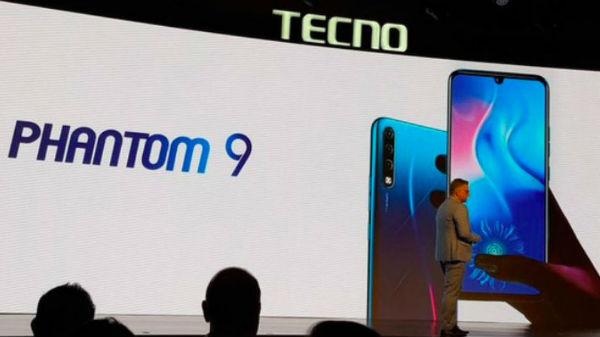 ಟೆಕ್ನೋ 'ಫ್ಯಾಂಟಮ್ 9' 6GB RAM ಸ್ಮಾರ್ಟ್ಫೋನ್ ಲಾಂಚ್!.ಬೆಲೆ 14,999ರೂ!