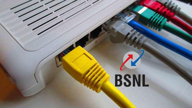 BSNLನ ಆಕರ್ಷಕ ಬ್ರಾಡ್ಬ್ಯಾಂಡ್ ಪ್ಲ್ಯಾನ್ಗಳು!.ಆರಂಭಿಕ ಪ್ಲ್ಯಾನ್ 349ರೂ!