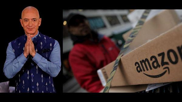 Amazon Jeff Bezos: ಭಾರತದಲ್ಲಿ 7 ಸಾವಿರ ಕೋಟಿ ಹೂಡಿಕೆಗೆ ಮುಂದಾದ ಅಮೆಜಾನ್, 10 ಲಕ್ಷ ಉದ್ಯೋಗ ಸೃಷ್ಠಿ!