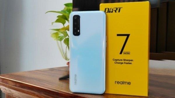 ಫ್ಲಿಪ್ಕಾರ್ಟ್ನಲ್ಲಿ ಇಂದು Realme 7 ಸ್ಮಾರ್ಟ್ಫೋನ್ ಸೇಲ್!