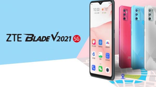 ZTE ಬ್ಲೆಡ್ V2021 5G ಸ್ಮಾರ್ಟ್ಫೋನ್ ಅನಾವರಣ; ಬೆಲೆ ಎಷ್ಟು?