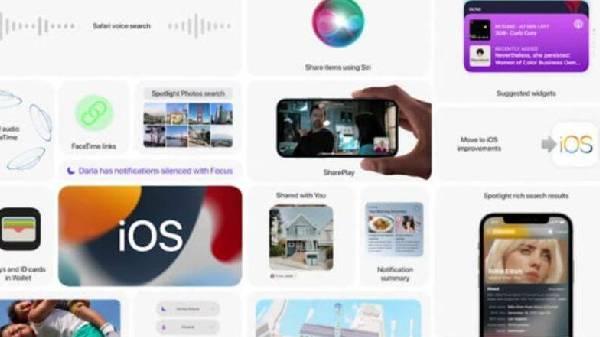 ಆಪಲ್ WWDC 2021: ಆಕರ್ಷಕ ಫೀಚರ್ಸ್ಗಳೊಂದಿಗೆ ಐಓಎಸ್ 15 ಅನಾವರಣ!