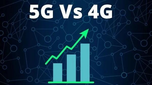 4G ಗೆ ಹೋಲಿಸಿದರೆ 5G ವೇಗ ಎಷ್ಟು ವೇಗವಾಗಿರಲಿದೆ? 4G ಗಿಂತ 5G ಹೇಗೆ ಭಿನ್ನವಾಗಿದೆ?