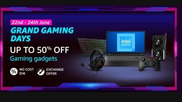 Amazon Grand Gaming Days: ಗೇಮಿಂಗ್ ಲ್ಯಾಪ್ಟಾಪ್ಗಳಿಗೆ ಭಾರಿ ಡಿಸ್ಕೌಂಟ್!