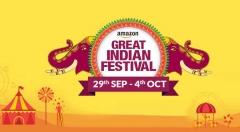 ಅಮೆಜಾನ್ ಗ್ರೇಟ್ ಇಂಡಿಯನ್ ಫೆಸ್ಟಿವಲ್ : ಲ್ಯಾಪ್ಟಾಪ್ಗಳಿಗೆ ಬೆಸ್ಟ್ ಡೀಲ್!