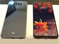 LG ಮತ್ತೊಂದು ಟಾಪ್ ಎಂಡ್ ಸ್ಮಾರ್ಟ್ ಫೋನ್ V30: ಬಿಡುಗಡೆ ಯಾವಾಗ..?