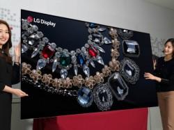 ಟಿವಿ ಜಗತ್ತನ್ನು ಬದಲಾಯಿಸಲಿದೆ LG ಬಿಡಗಡೆ ಮಾಡಲಿರುವ 8K ಟಿವಿ..!