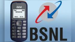 ಮೊಬೈಲ್ ಮಾರುಕಟ್ಟೆ ತಲ್ಲಣ: ರೂ.499ಕ್ಕೆ BSNL ಫೀಚರ್ ಫೋನ್ ಲಾಂಚ್..!
