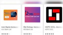 ICICI, HDFC, RBL ಕ್ರೆಡಿಟ್ ಕಾರ್ಡ್ ಬಳಕೆದಾರರೇ ತಕ್ಷಣ ನಿಮ್ಮ ಆಪ್ ಡಿಲೀಟ್ ಮಾಡಿ...!