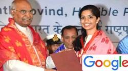 ಹೈದರಾಬಾದ್ ವಿಧ್ಯಾರ್ಥಿನಿಗೆ ಒಲಿಯಿತು 1.2 ಕೋಟಿ ಸಂಬಳದ 'ಗೂಗಲ್ ಉದ್ಯೋಗ'!