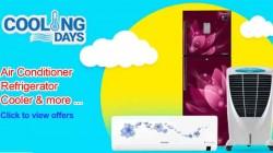 ಬಿಸಿಲಿನ ಧಗೆ ತಣಿಸಲು ಬಂತು ಫ್ಲಿಪ್ಕಾರ್ಟ್ ವಿಶೇಷ 'ಕೂಲಿಂಗ್ ಡೇಯ್ಸ್ ಸೇಲ್'!!