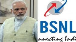 BSNL ಪುನಶ್ಚೇತನಕ್ಕೆ ಸರ್ಕಾರದಿಂದ ಹಣಕಾಸು ನೆರವು!..ಆದರೆ ಮರುಜೀವ ಸಾಧ್ಯವಿಲ್ಲ!!