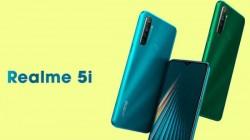 ಬಹುನಿರೀಕ್ಷಿತ 'Realme 5i' ಫೋನ್ ಬಜೆಟ್ ಬೆಲೆಯಲ್ಲಿ ಬಿಡುಗಡೆ!
