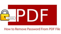 PDF ಫೈಲ್ಗಳ ಪಾಸ್ವರ್ಡ್ ತೆಗೆಯುವುದು ಹೇಗೆ ಗೊತ್ತಾ?
