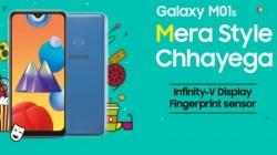 Samsung Galaxy M01s vs ಇತರೆ ಬಜೆಟ್ ಸ್ಮಾರ್ಟ್ ಫೋನ್ ಗಳು